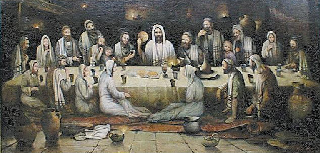 Last Supper Inclusive
